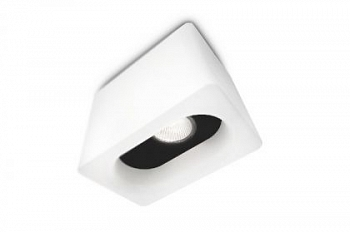 Светильник Philips Arcitone ceiling plate white 1x35W 230V, 306043116